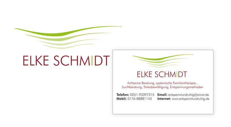 Elke Schmidt printdesign grafikdesign münster florian diederich elke schmidt